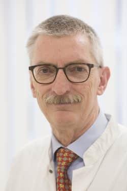 """Prof. Christoph Baerwald, Leiter des Bereichs Rheumatologie am UKL, referiert bei der nächsten Veranstaltung der Reihe """"Medizin für Jedermann"""". Foto: Stefan Straube / UKL"""