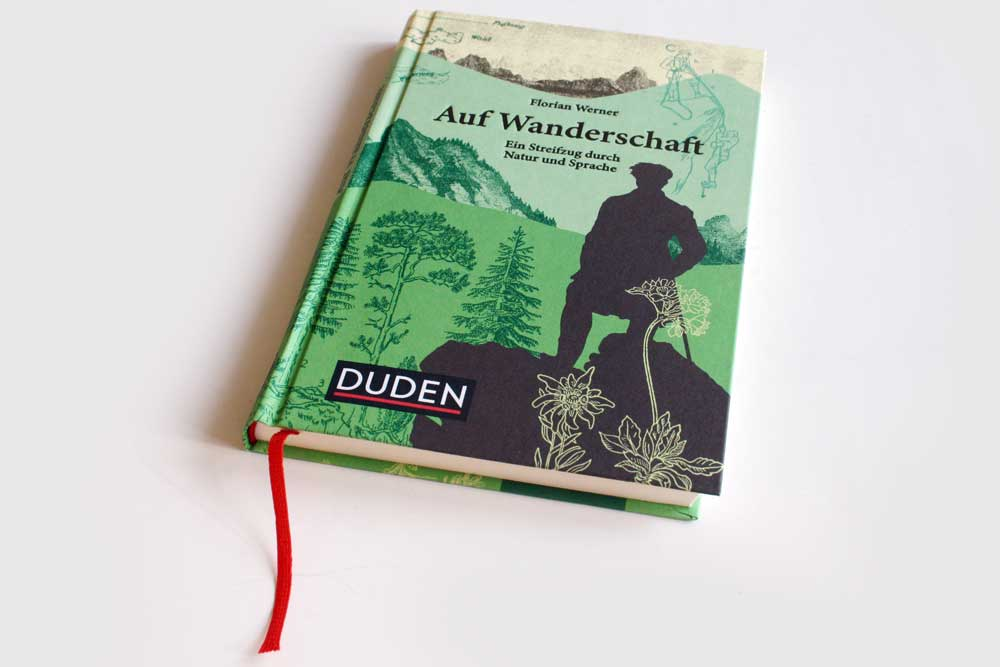 Florian Werner: Auf Wanderschaft. Foto: Ralf Julke