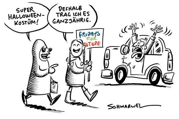 Leipziger Internet Zeitung Hubraum For Future Video How Dare