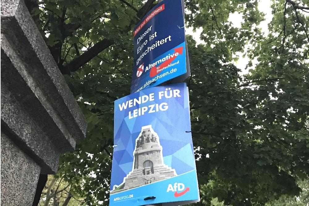 Die AfD sorgt für Angst in Deutschland. Foto: L-IZ.de