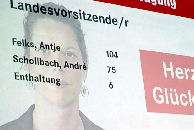 Antja Feiks wird gewählt, die Richtung lautet - mehr ländliche Regionen. Foto: L-IZ.de