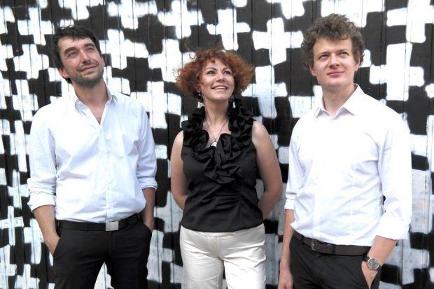 Lora Kostina-Trio. Quelle: Ariowitsch-Haus e.V.