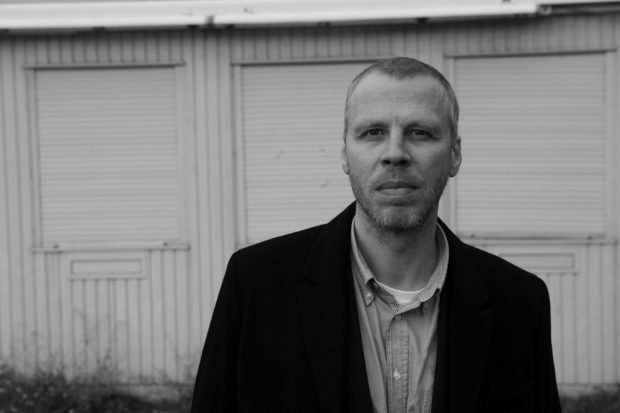 Autor, Leipziger und Kolumnist David Gray. Foto: Erik Weiss Berlin
