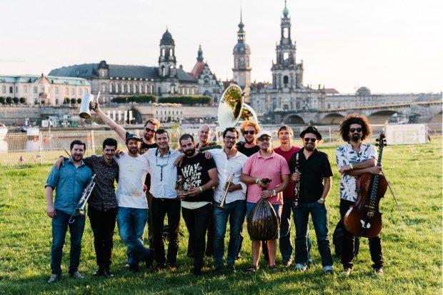 Banda Internationale @ Foto: Robert Rieger