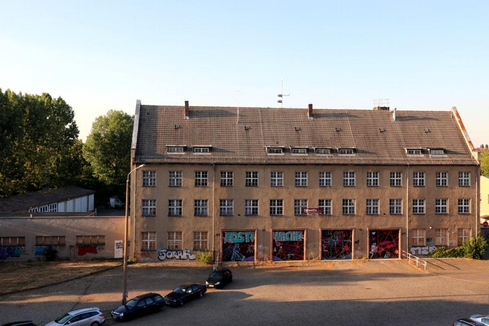 Die Ostwache im Leipziger Südosten. Foto: L-IZ.de