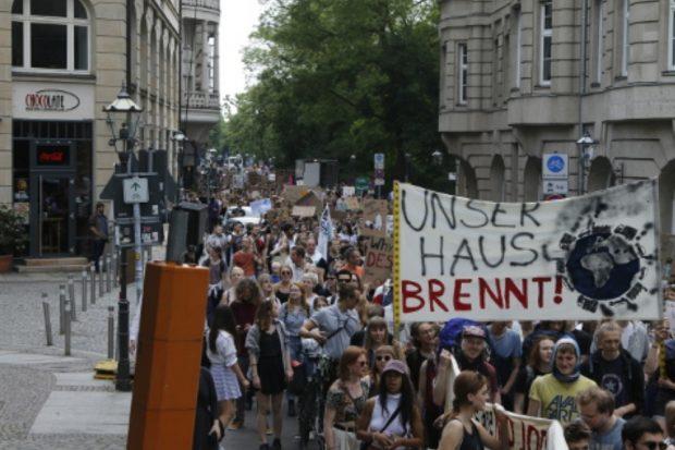 Foto: Fridays for Future, Leipzig