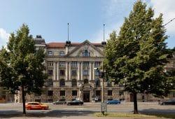 Hochschule für Musik und Theater Leipzig, Gebäude Dittrichring 21. Foto: Jörg Singer