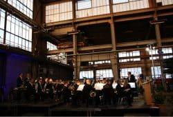 Impression des Konzertes 2017 in Espenhain. Foto: Landkreis Leipzig