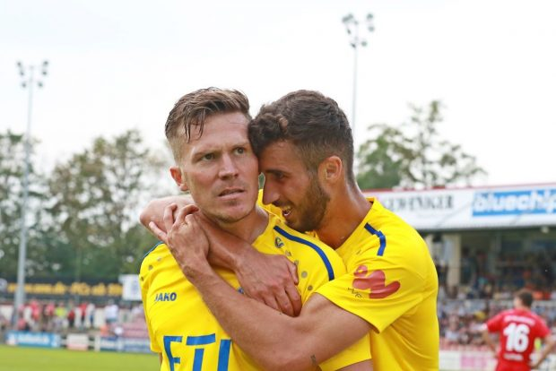 Leipziger Internet Zeitung: ZFC Meuselwitz vs  1  FC Lok