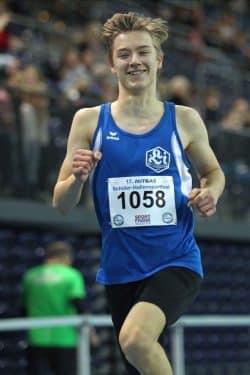 Auch Markus Lietzberg hat es dieses Jahr in die deutsche U18-Bestenliste geschafft. Foto: Jan Kaefer