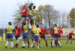 Mit dem Länderspiel gegen Brasilien erlebte Leipzig 2017 zuletzt ein Rugby-Highlight. Nun holt der RCL das Internationale Veteranen-Turnier in die Stadt. Foto: Jan Kaefer