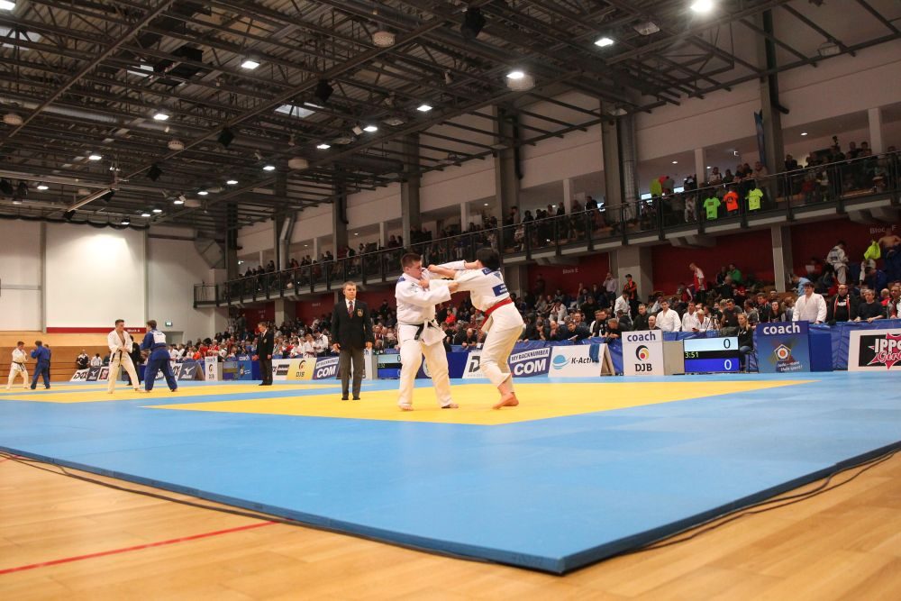 Wie bereits in diesem Jahr, wird Leipzig auch 2020 die U18-DM im Judo ausrichten. Foto: Jan Kaefer