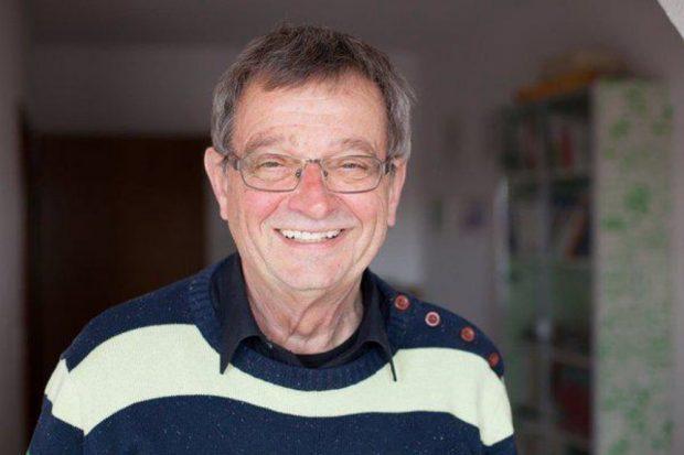 Michael Mutschler, Künstler aus Machern/Wurzen, Foto: Jasmin Zwick