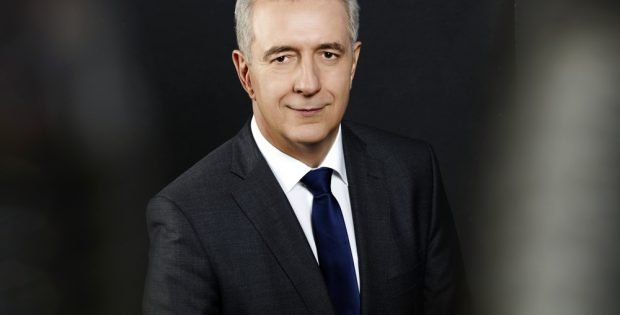 Sachsen Ex-Ministerpräsident Stanislaw Tillich. Foto: Sächsische Staatskanzlei, Laurence Chaperon