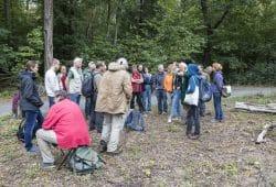 Teilnehmer des 3. Internationalen Auenökologiesymposiums vom 10. bis 12. September. © Axel Schmoll