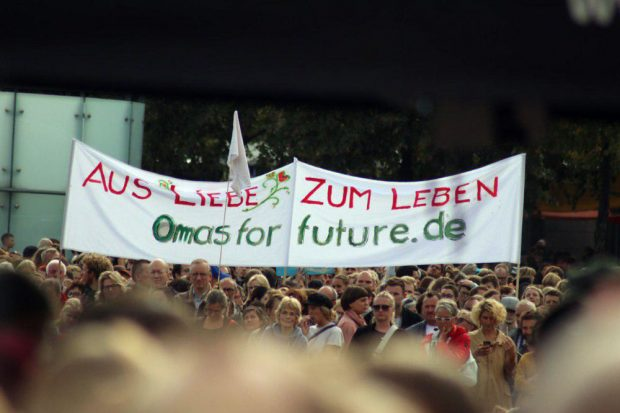 Klimastreik am Freitag, 20. September, in Leipzig. Foto: L-IZ.de