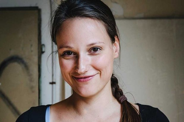Elisabeth Wolf. Foto: luciaraysolano