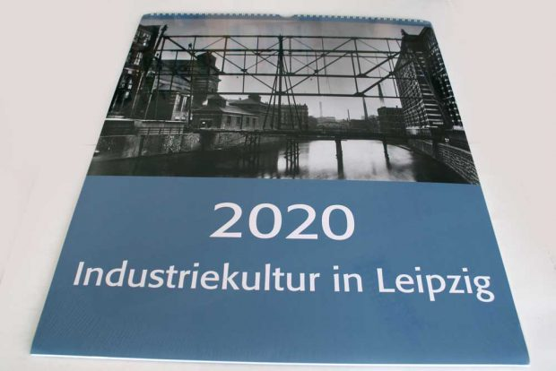 Historischer Leipzig-Kalender 2020. Foto: Ralf Julke