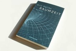 Grit Kalies: Raumzeit. Foto: Ralf Julke