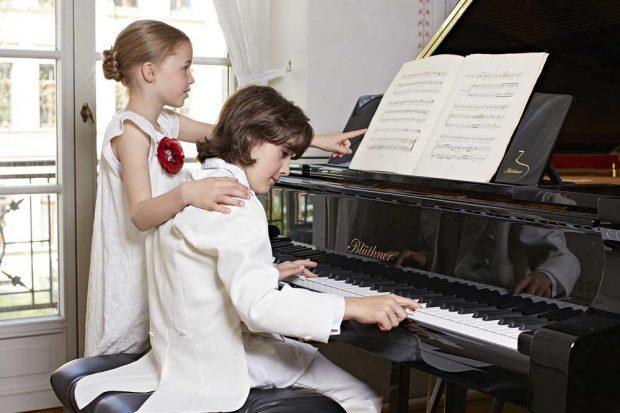Die kleinen Schumanns. Foto: Caro Krekow
