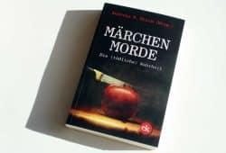 Andreas M. Sturm (Hrsg.): Märchenmorde. Foto: Ralf Julke