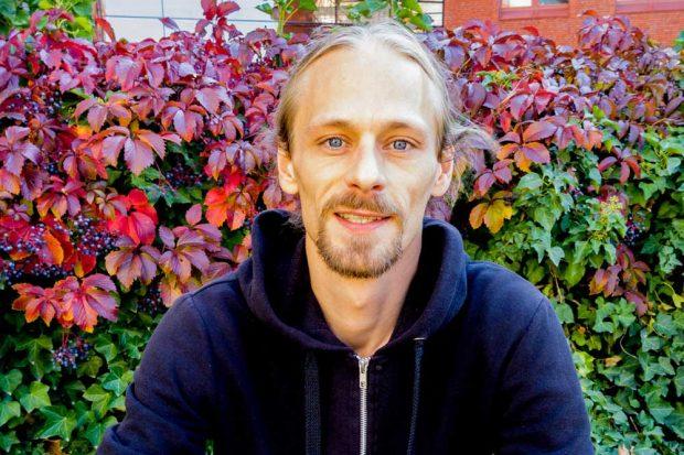 Markus Menke, Projektmanagement Replace PalmOil-App. Foto: Fabian Haas