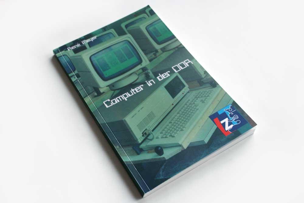 René Meyer: Computer in der DDR. Foto: Ralf Julke