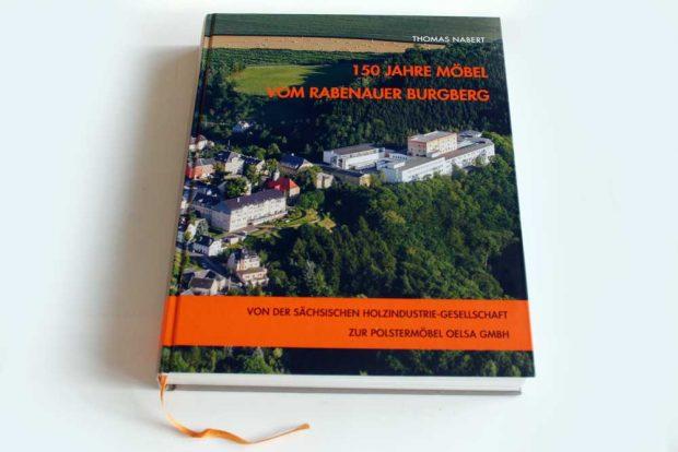 Thomas Nabert: 150 Jahre Möbel vom Rabenauer Burgberg. Foto: Ralf Julke
