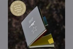 Name Waffe Stern. Foto: Stiftung Buchkunst / SCHMOTT