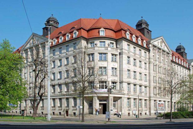"""Gedenkstätte Museum in der """"Runden Ecke"""". Foto: Andreas Schmidt"""