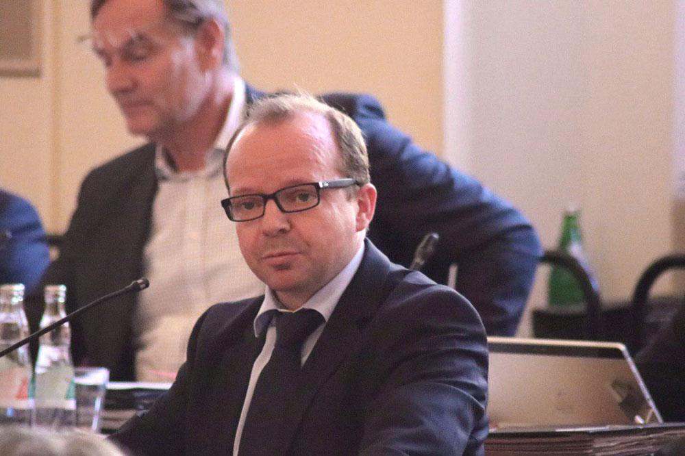René Hobusch (FDP). Foto: LZ