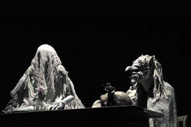 Toccata. Ein Nachtstück über Robert Schumann. Foto: Matthias Friedrich