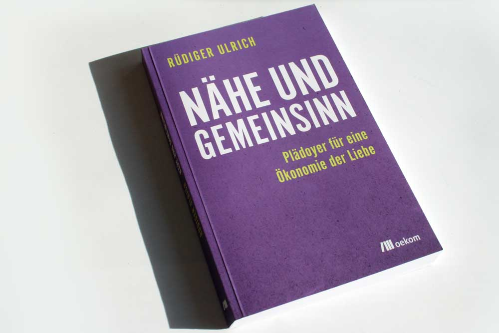 Rüdiger Ulrich: Nähe und Gemeinsinn. Foto: Ralf Julke