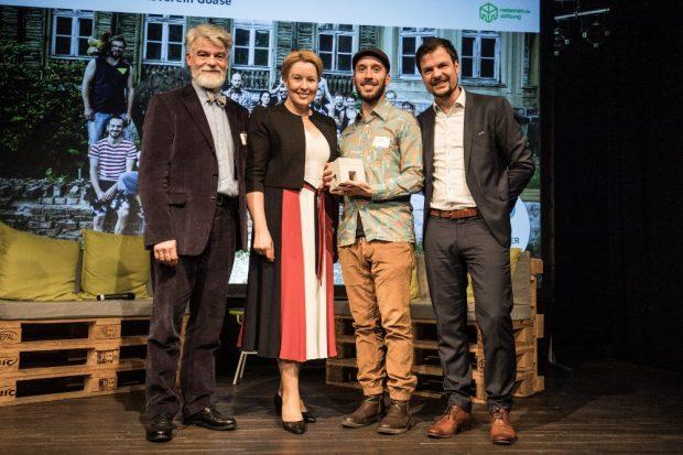Deutscher Nachbarschaftspreis 2019. Quelle: Goase e.V.