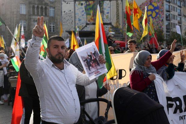 Die Türkische Offensive kostet Menschenleben. Foto: Alexander Böhm