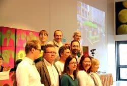 Die neue Landtagsfraktion der Grünen in Sachsen. Foto: L-IZ.de