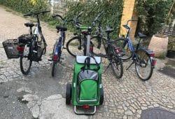 """Gemeinsam nutzen und sparen für eine umweltfreundliche Mobilität. Quelle: Stiftung """"Ecken wecken"""""""