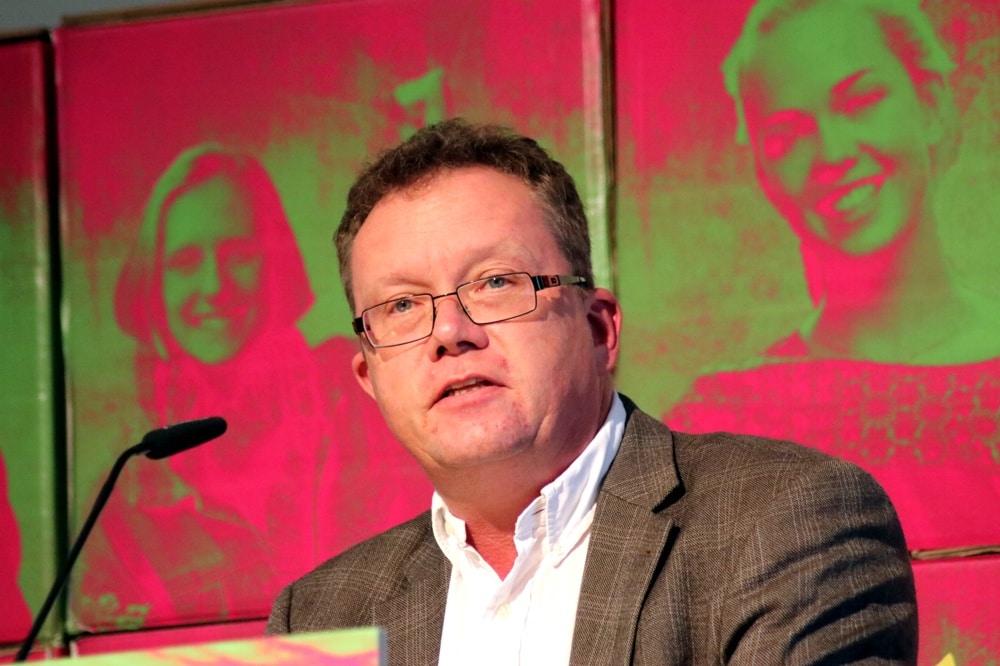 Gerd Lippold (B90/Die Grünen). Foto: LZ