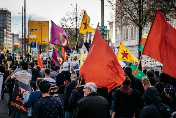 Rund 250 Teilnehmer kamen in leipzig am 26. Oktober 2019. Foto: Tobias Möritz