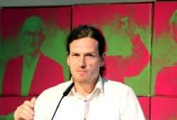 Jürgen Kasek (B90 / Die Grünen). Foto: L-IZ.de