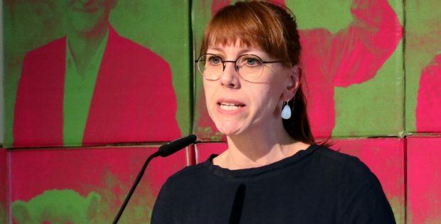 Katja Meier. Foto: L-IZ.de