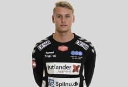 Kristian Saeveraas. Quelle: Aalborg Håndbold