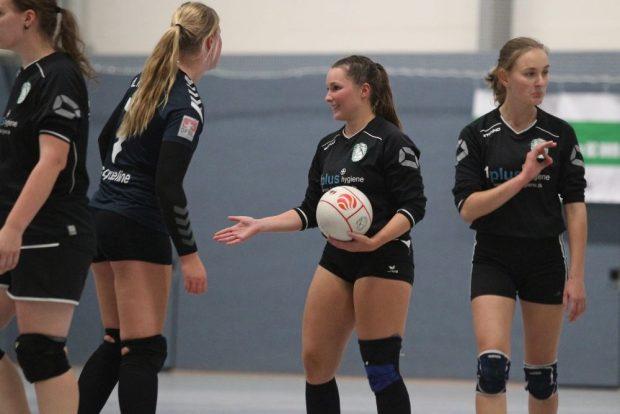 Die junge Sparte Faustball des SC DHfK blickt auf ein erfolgreiches Jahr zurück. Foto: Jan Kaefer