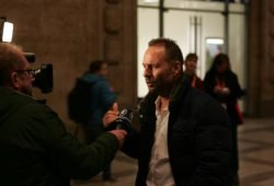 Auch beim MDR gefragt: Regisseur Markus Vetter. Foto: Sebastian Beyer