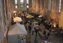 Martinimarkt in der Klosterkirche. Foto: Stadt Grimma
