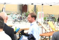 Ministerpräsident Michael Kretschmer (CDU). Foto: Michael Freitag