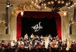 Quadro Nuevo & Vogtland Philharmonie - Neue Welt Zwickau. Foto: Ulrich Wenzel
