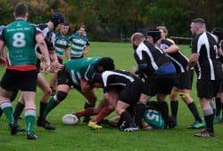 Spiel gegen Irish Berlin. Quelle: Rugby-Verein Leipzig Scorpions e.V.