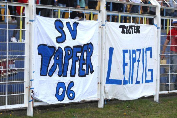 Das Pokalspiel gegen Zwickau war ein Meilenstein in der Tapfer-Vereinshistorie. Foto: Jan Kaefer