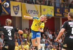 Jaqueline Hummel traf siebenmal für Leipzig. Foto: Jan Kaefer